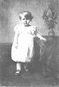 Piet Mondriaan - Portret van Dorothy Gretchen Biersteker (1891-1978) - A25 - Piet Mondrian, catalogue raisonné.jpg