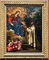 Pietro da cortona, san pier damiani che offre la regola camaldolese alla vergine, 1629-30.jpg