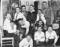 PikiWiki Israel 2034 Kibutz Gan-Shmuel sk3- 320 בקן השומר הצעיר בורשה-פולין 1926.jpg
