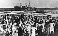 PikiWiki Israel 458 Immigration to Israel אוניית המעפילים פאריטה.jpg