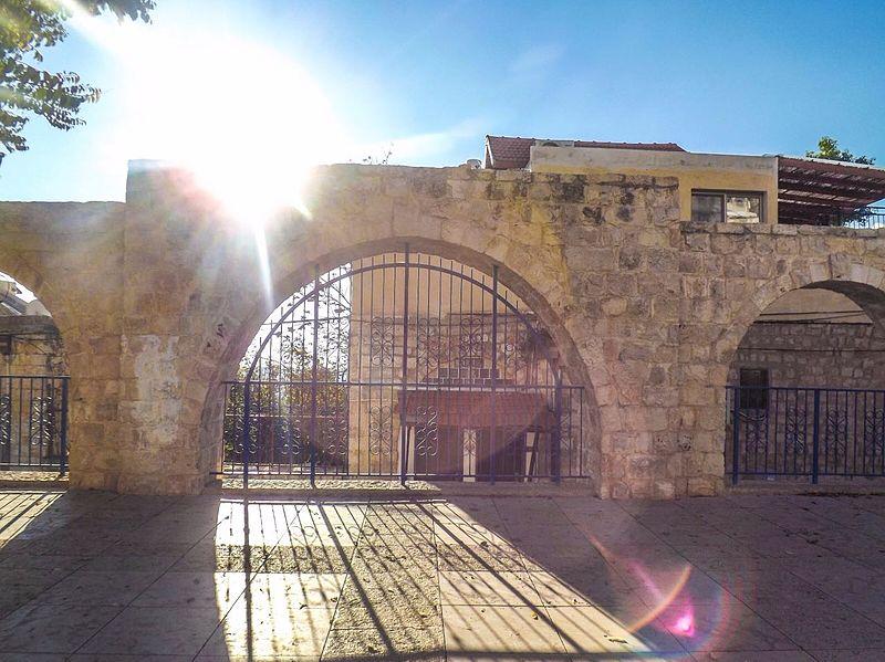 צפת - העיר העתיקה