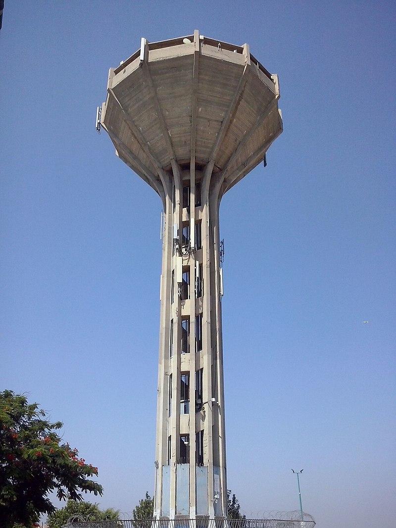 מגדל המים ברמלה