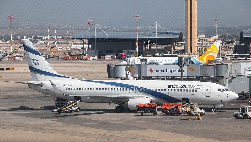 מטוס בואינג 737 אל על