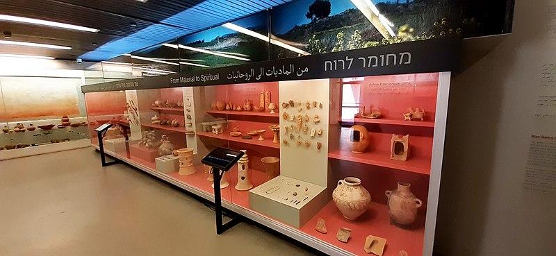 המוזיאון הארכיאולוגי בעין דור