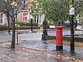 Pillar box, Victoria Road - geograph.org.uk - 1025071.jpg