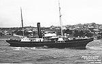 "Pilot Steamer, ""Captain Cook"". Watson's Bay (8029078302).jpg"