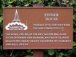 Pinner house (harrow)
