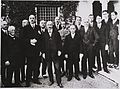 Pioneer Serge Voronoff and European group Wellcome L0035336.jpg