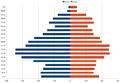 Piràmide de població d'Arbúcies al 2007.png