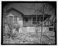Pisgah National Forest Inn, Kalmia Cabin, Blue Ridge Parkway Milepost 408.6, Asheville, Buncombe County, NC HABS NC-356-F-1.tif