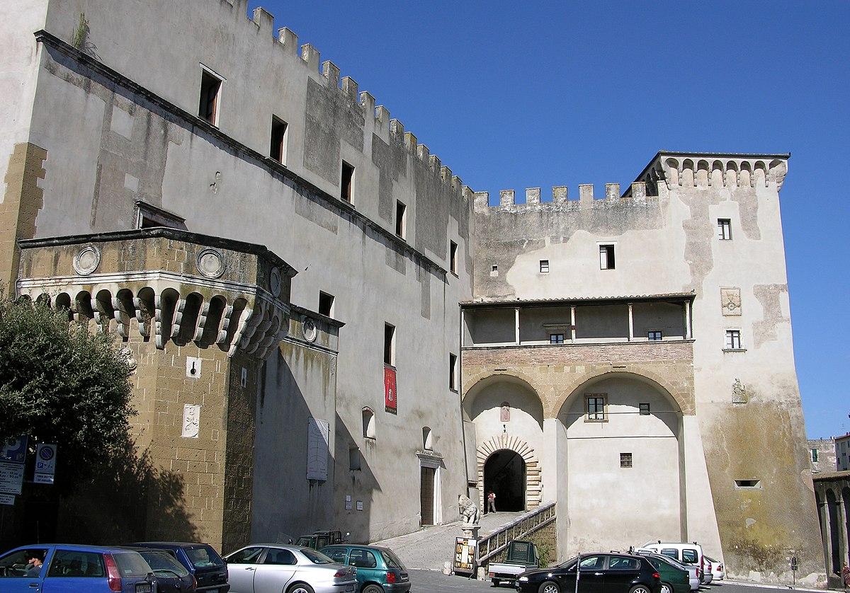 Matrimonio Romano : Palazzo orsini pitigliano wikipedia