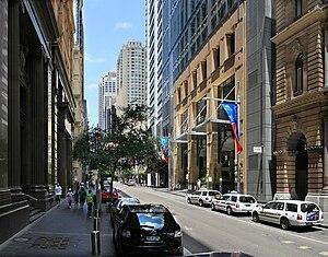 Pitt Street - Pitt Street circa 2010