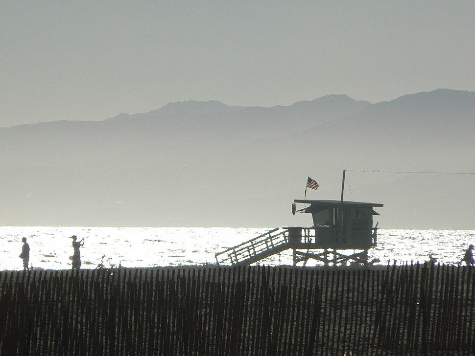 Plaża w Santa Monica 3