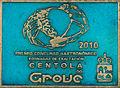 Placa Exaltación centola do Grove 2010. Galiza.jpg
