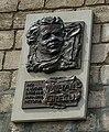 Placa comemorativă dedicată pictorului Mihail Grecu, strada Matei Basarab 5.1 (cropped).jpg