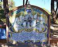 Plafó ceràmic dedicat a Francisco Mira i Botella, Guardamar del Segura.JPG
