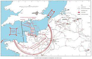 Batalla De Normandia Wikipedia