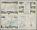 Plan af Helsingfors jemte kartor öfver Finland hufvudstadens omgifningar Saima kanal och Helsingfors-Tavastehus jernväg samt tjugyfyra vyer 1860 2.jpeg