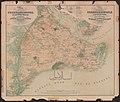 Plan der Stadt Constantinopel nebst deren nächsten Angrenzungen, Sr. Majestat Sultan Abdul Aziz Khan in tiefster Ehrerbietung zugeeignet.jpg