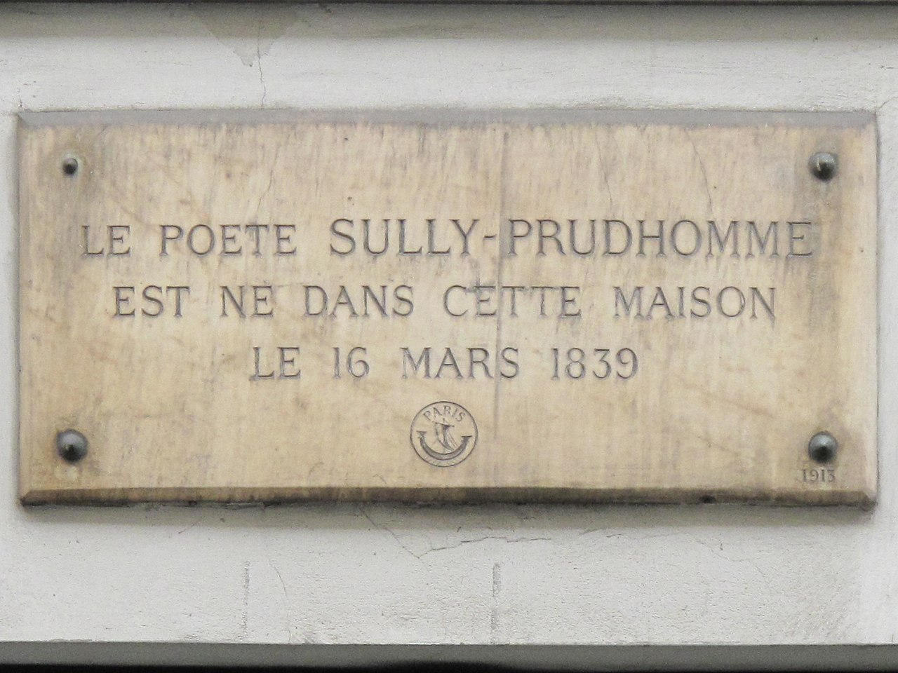 https://upload.wikimedia.org/wikipedia/commons/thumb/7/76/Plaque_Sully_Prudhomme.jpg/1280px-Plaque_Sully_Prudhomme.jpg