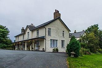 Dinas, Gwynedd - Image: Plas Dinas (geograph 3697362)