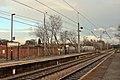 Platform 1, Newton-Le-Willows railway station (geograph 3818434).jpg
