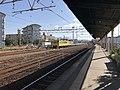 Platform of Nishi-Karatsu Station 4.jpg