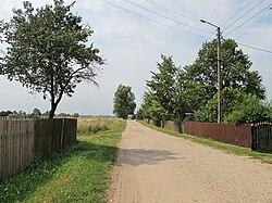 Podlaskie - Gródek - Straszewo - Ctr droga - v-ENE.JPG