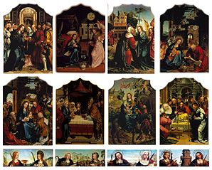 Polyptych of the Paradise Convent