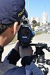 Policiais rodoviários federais operam radar móvel na Linha Verde, em Curitiba (29099449761).jpg