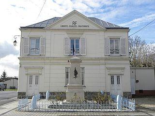 Pontcarré Commune in Île-de-France, France