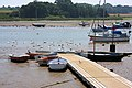 Pontoon on the River Deben - geograph.org.uk - 901080.jpg