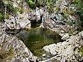 Pool at Falls of Bruar - geograph.org.uk - 34546.jpg