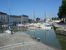 Rochefort charente maritime wikip dia - Port de plaisance de rochefort ...