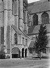 portaal en sacristie bij zuidzijde - alkmaar - 20005854 - rce
