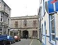 Porth yr Aur or West Gate - geograph.org.uk - 269920.jpg