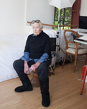 Barbara Stauffacher Solomon - Image: Portrait of Barbara Stauffacher Solomon