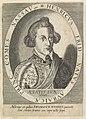 Portret van Frederik Hendrik, prins van Oranje, op 18-jarige leeftijd, RP-P-OB-104.290.jpg