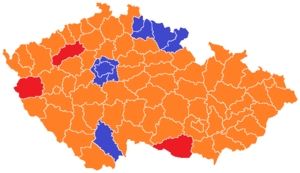 Czech legislative election, 2002 - Image: Poslanecká sněmovna 2002