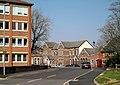 Post office depot - Dorchester - geograph.org.uk - 1217852.jpg