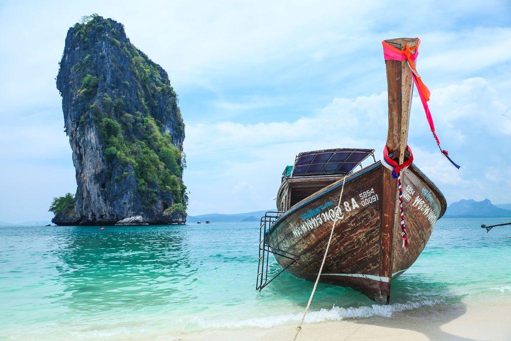 krabi thailand beach