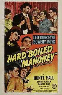 <i>Hard Boiled Mahoney</i>