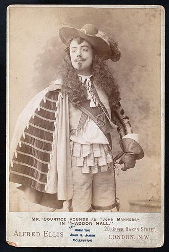 Haddon Hall (opera) - Pounds as John Manners