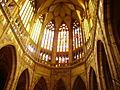 Prag Dom St. Vitus Innen Chor 2.JPG