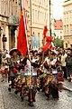Praha, Staré Město, Celetná, průvod čínských tanečníků II.JPG