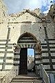 Prato, castello dell'imperatore, portale 00.jpg