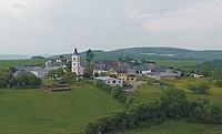 Preischeid (Eifel); Luftbildaufnahme a.jpg