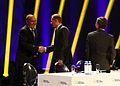 Premier Donald Tusk, Marszałek Grzegorz Schetyna, Tomasz Tomczykiewicz (5985701740).jpg