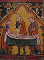 Preparation of Christ's Body for his Entombment, Spain, 13th century (5453812565).jpg