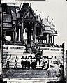 Presentation of a Prince to the King of Siam, Bangkok Wellcome V0037061.jpg